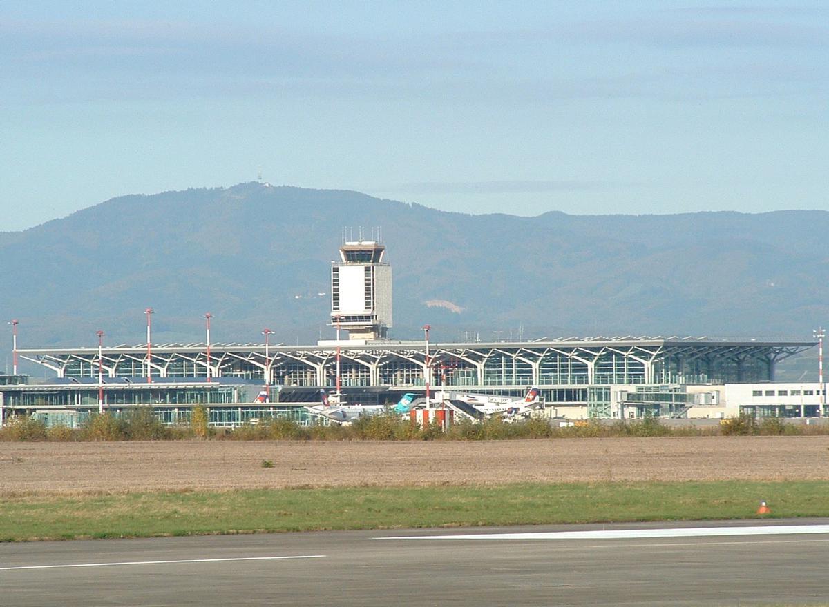 Aéroport de Mulhouse-BâleAérogare