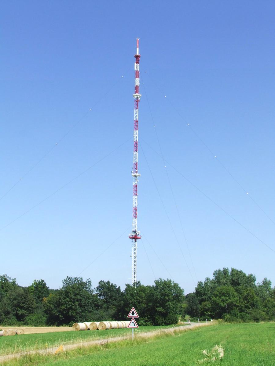 Chalindrey Transmission Tower