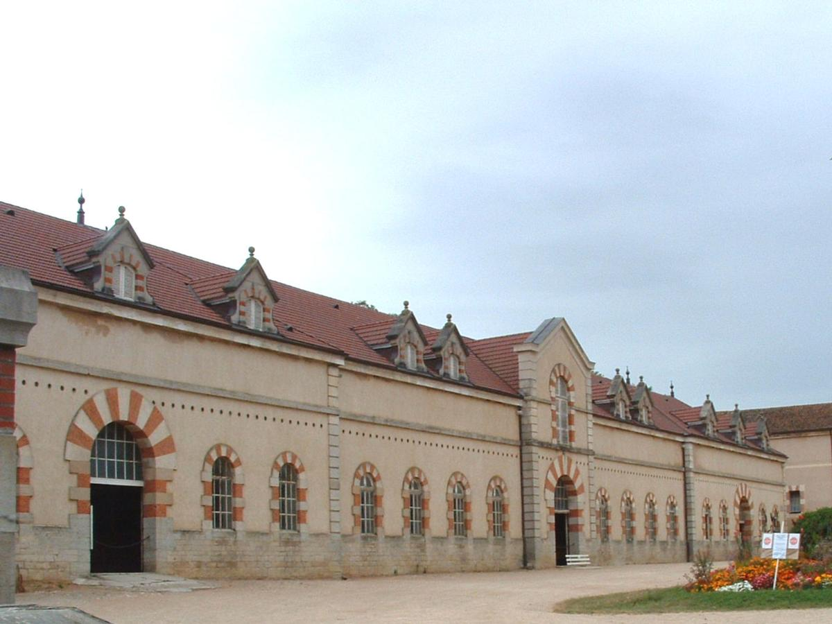 Haras National - Cluny.