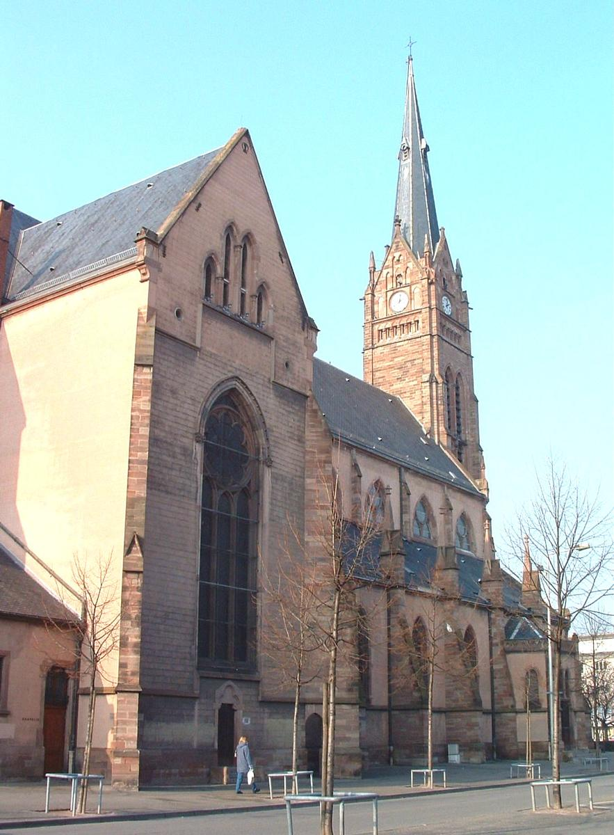 Saint-Joseph Church, Colmar