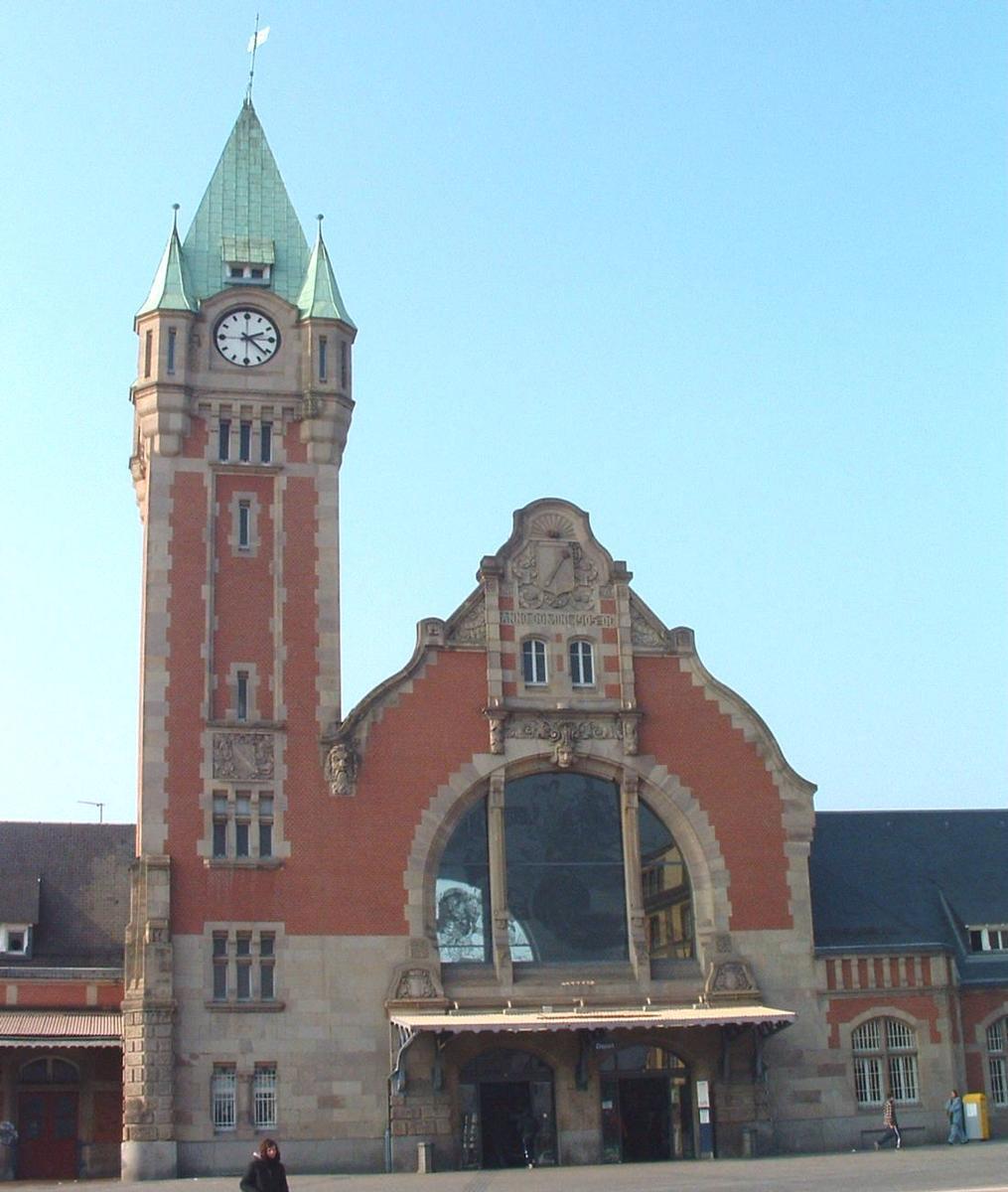 Bahnhof Colmar