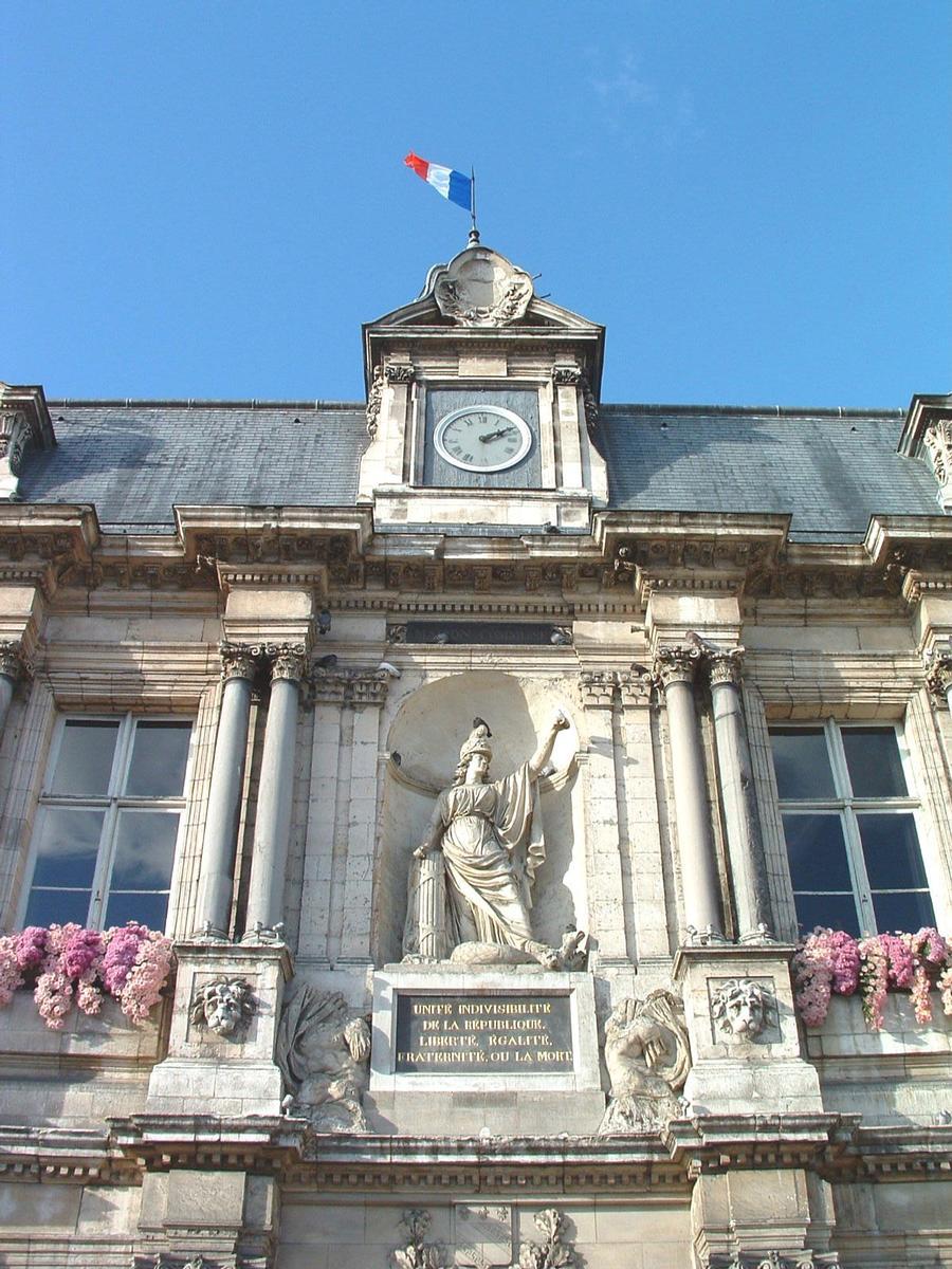 Hôtel de Ville de Troyes