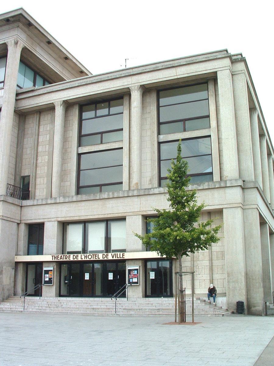 Hotel De Ville Le Havre Theatre