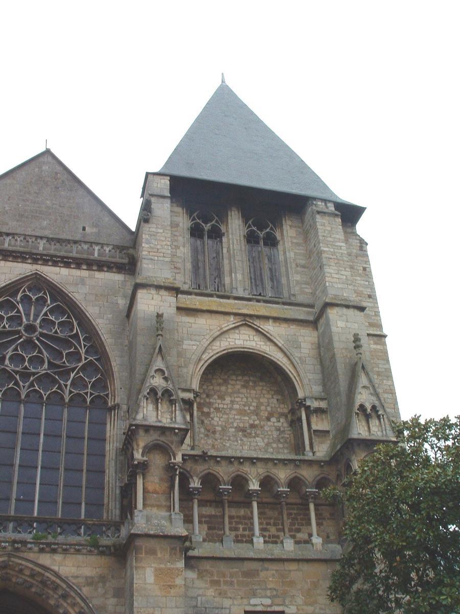 Notre-Dame-de-la-Couture Church, Le Mans