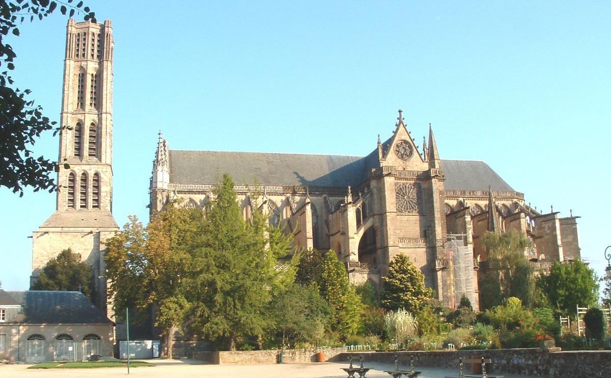 Limoges : Cathédrale Saint-Etienne