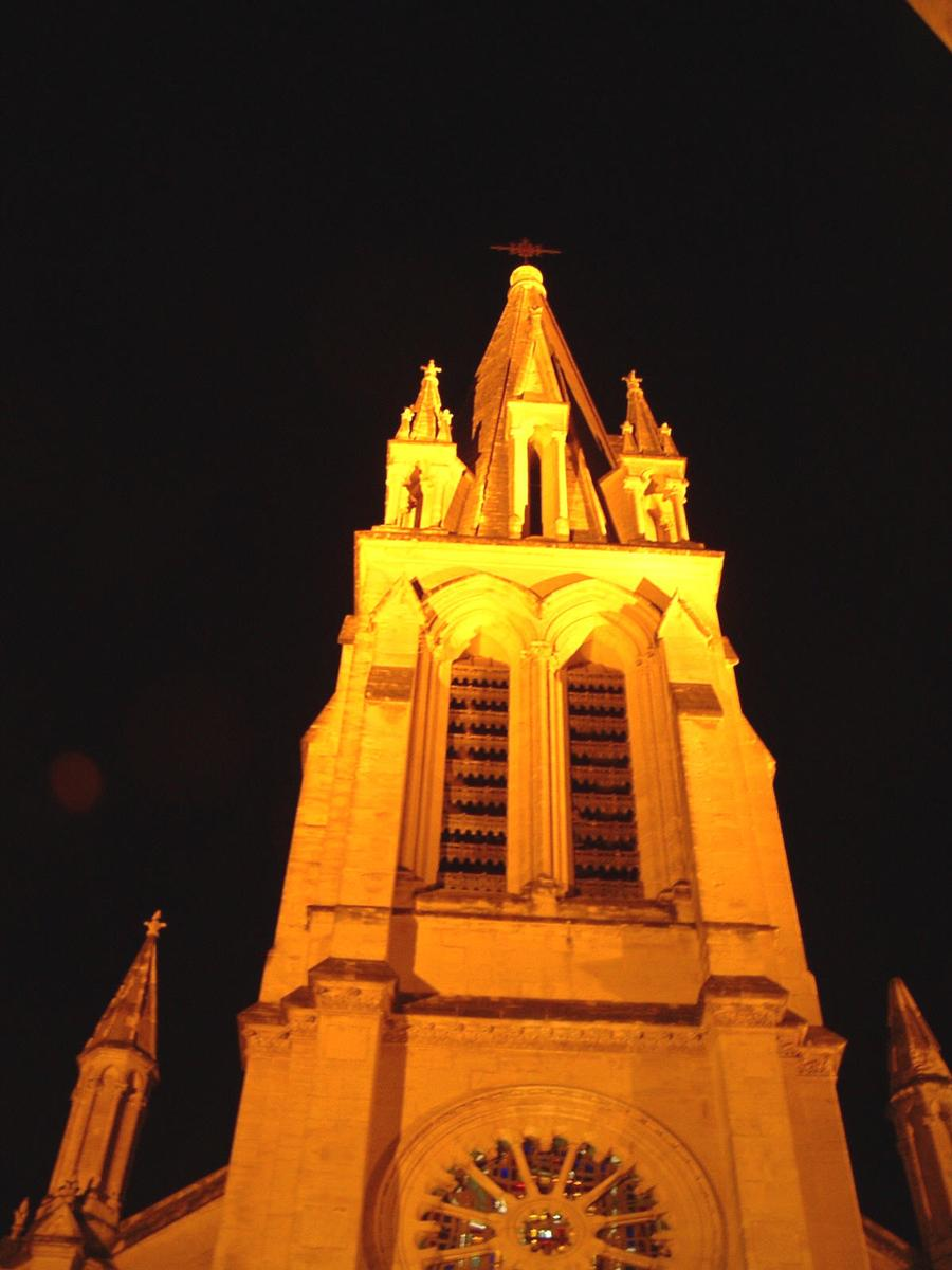 Sainte Anne Church, Montpellier.