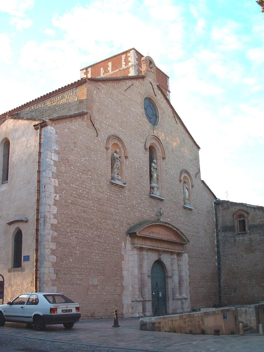 Notre-Dame-la-Real Church, Perpignan