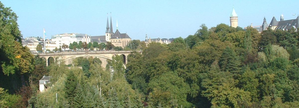 Pont Adolphe, Luxembourg