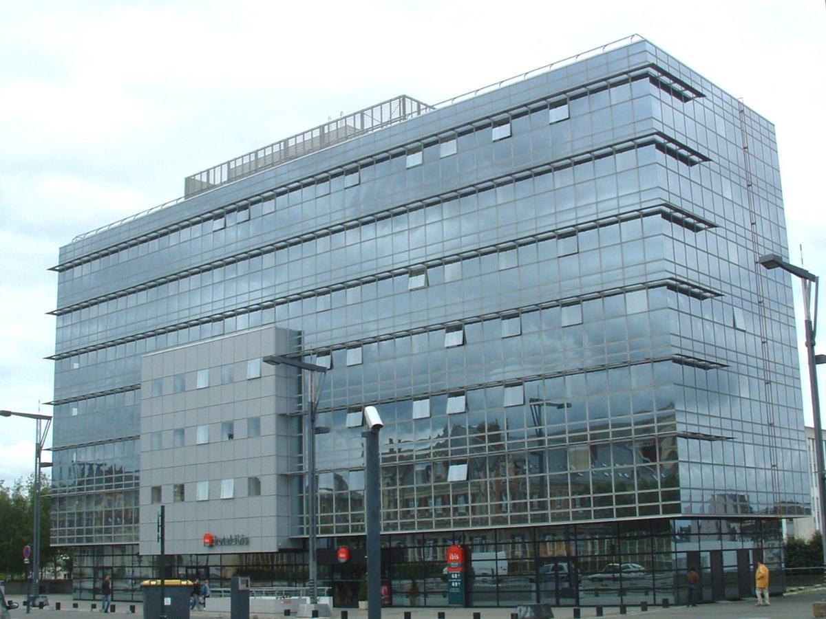 H U00f4tel Ibis Rennes Centre Gare Sud  Rennes