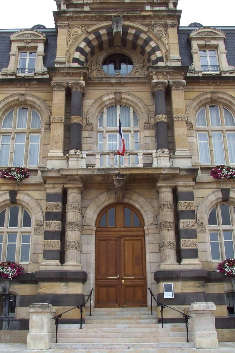 Hôtel de ville, Roanne