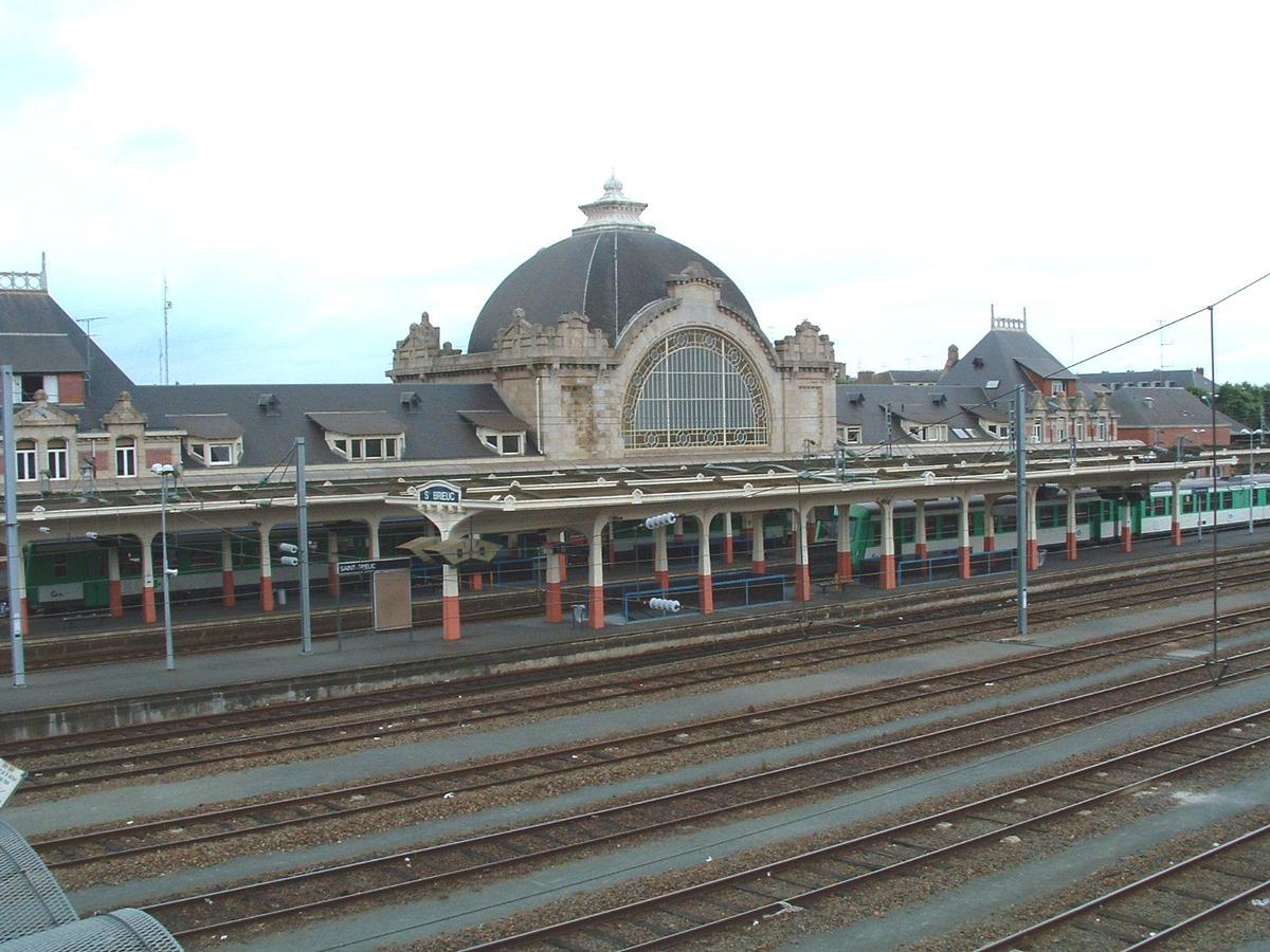 Bahnhof Saint-Brieuc