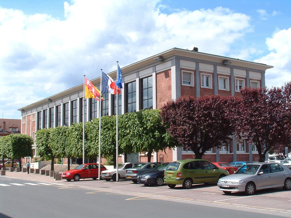 Saint-Dié-des-Voges Town Hall