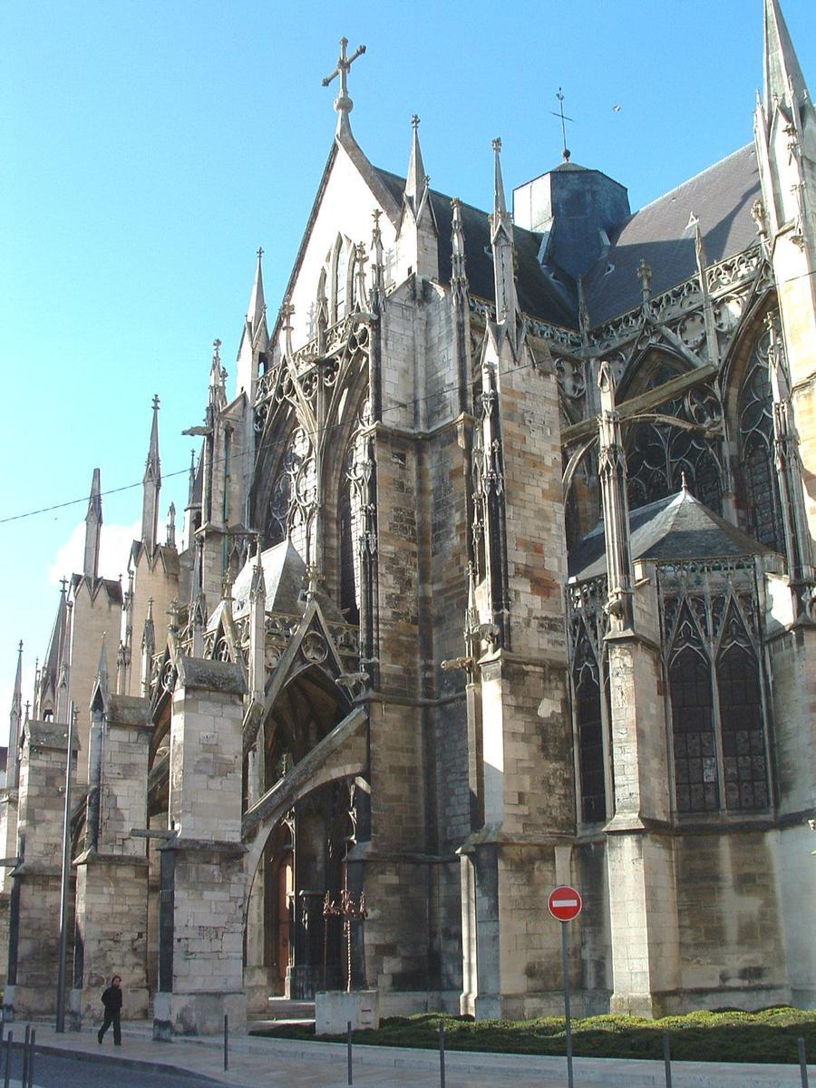 Eglise Saint Urbain de Troyes