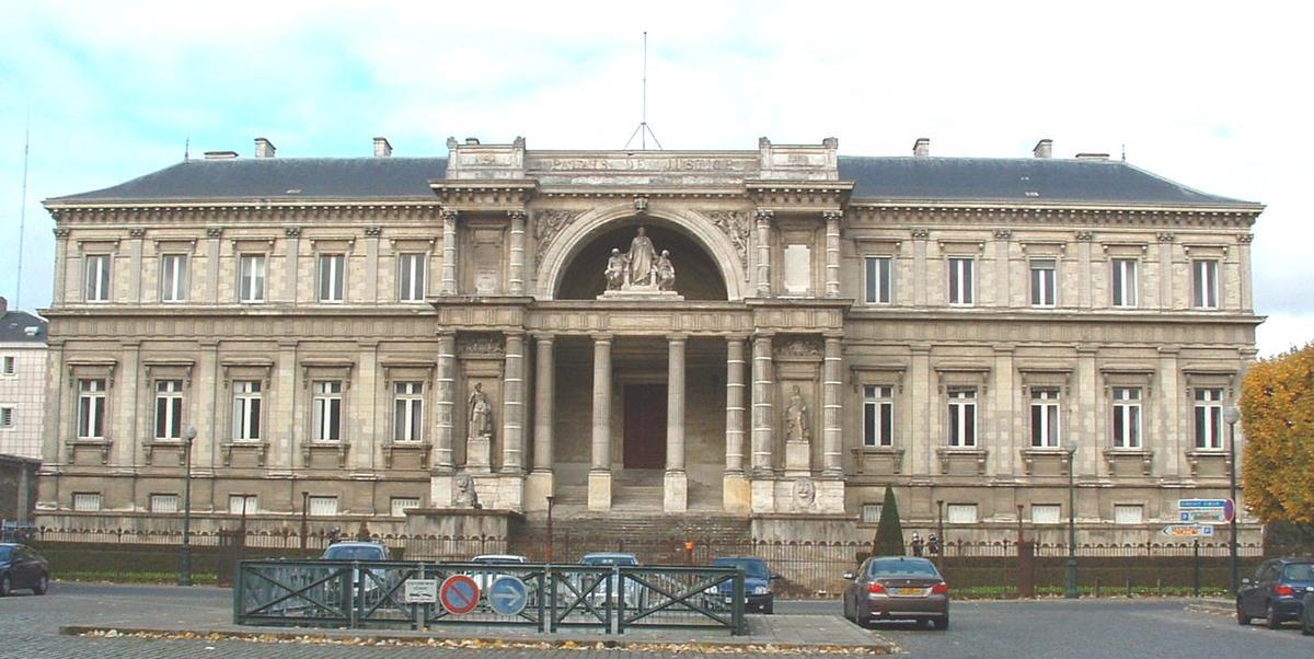 Former Palais de Justice, Nantes
