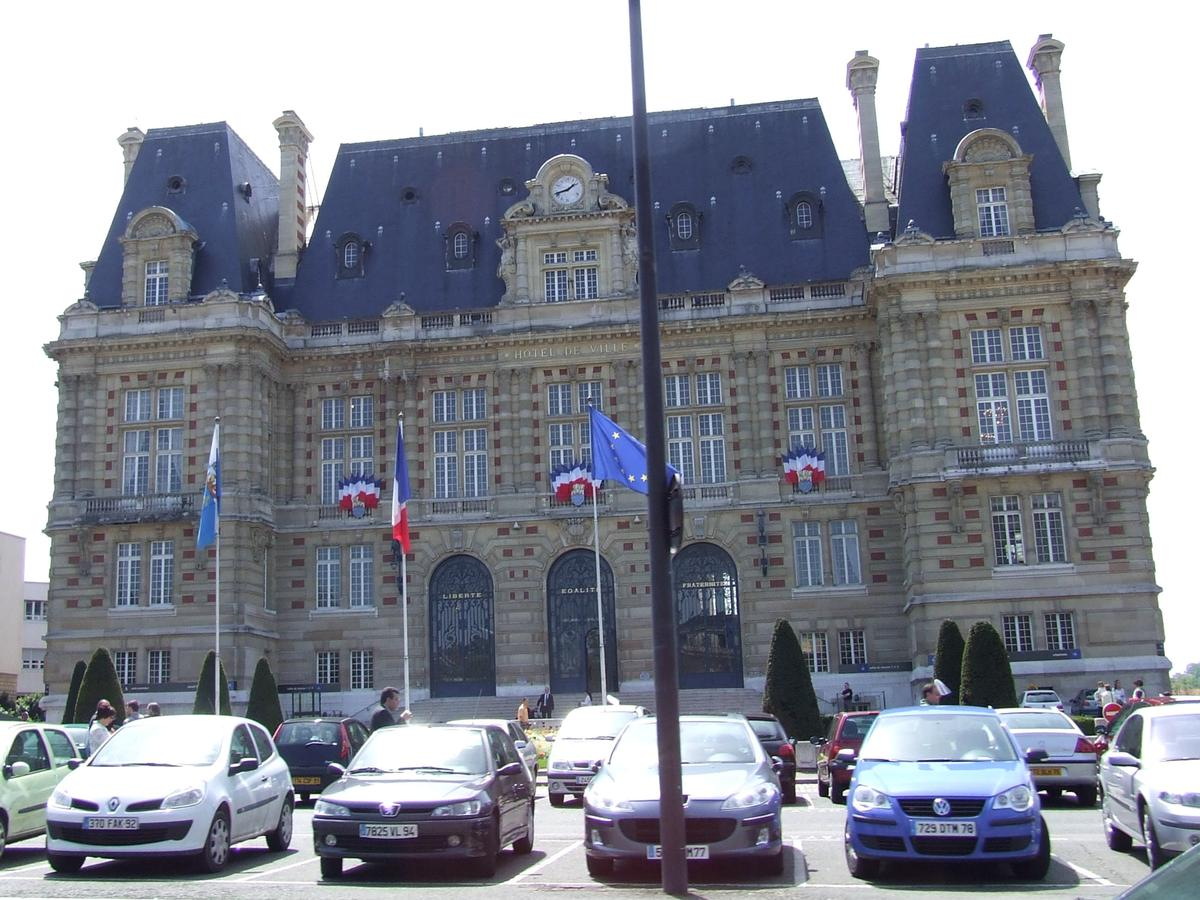 Versailles Town Hall