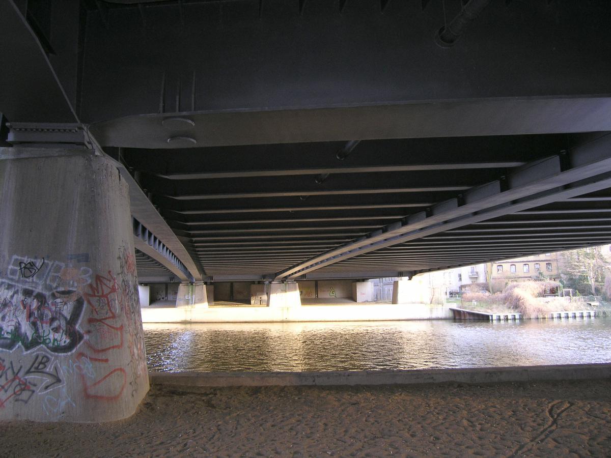 Havelbrücke Berlin-Spandau