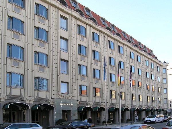Hotel Dorint Sofitel (Am Gendarmenmarkt), Berlin
