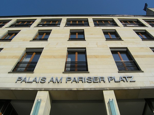 Palais am Pariser Platz, Berlin