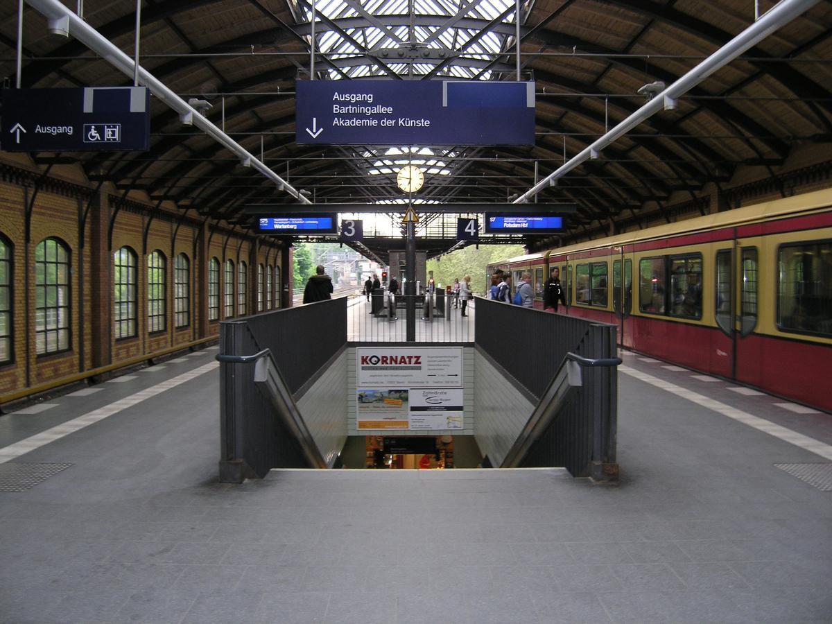 bahnhof bellevue