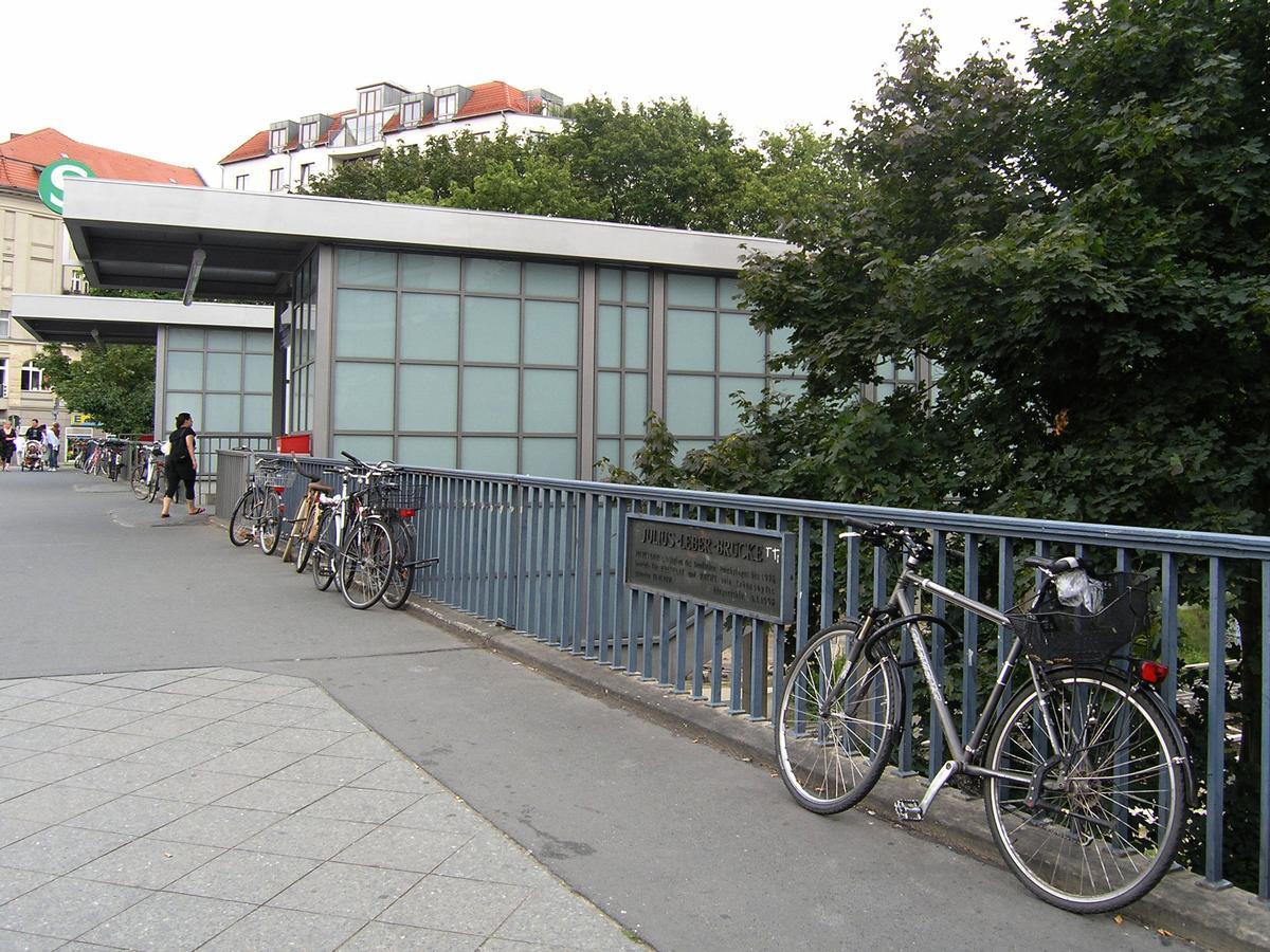 Gare de Berlin Julius-Leber-Brücke