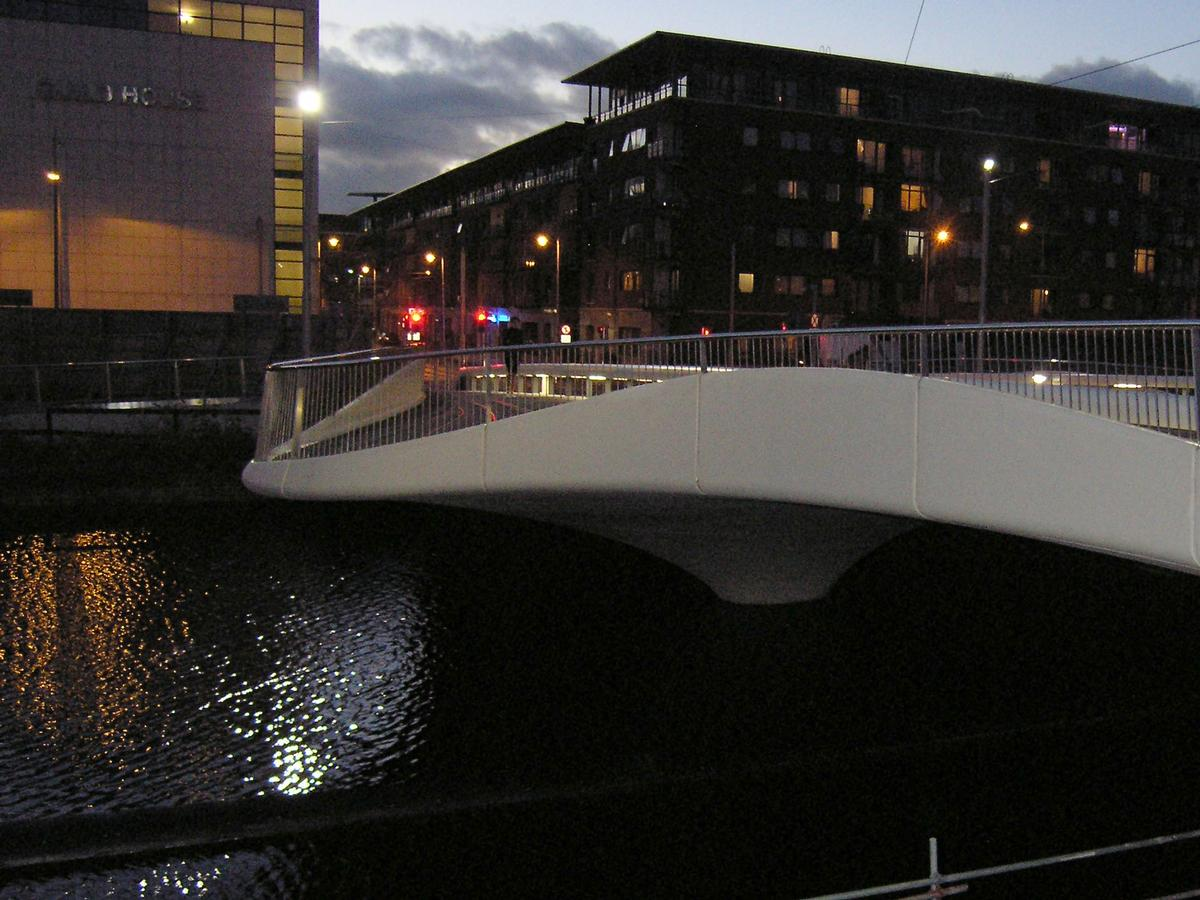 Spencer Dock Bridge, Dublin