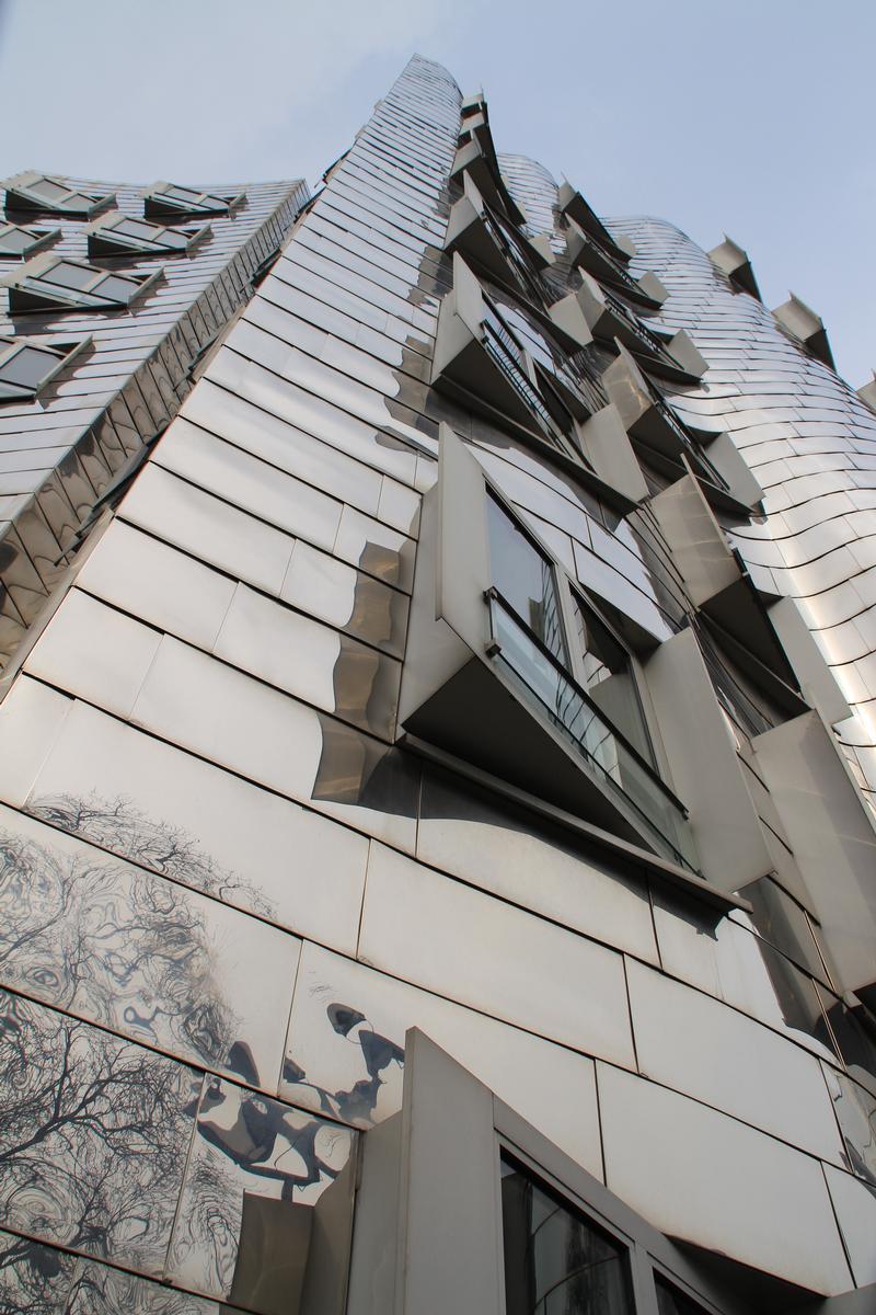Der neue Zollhof - Gebäude B