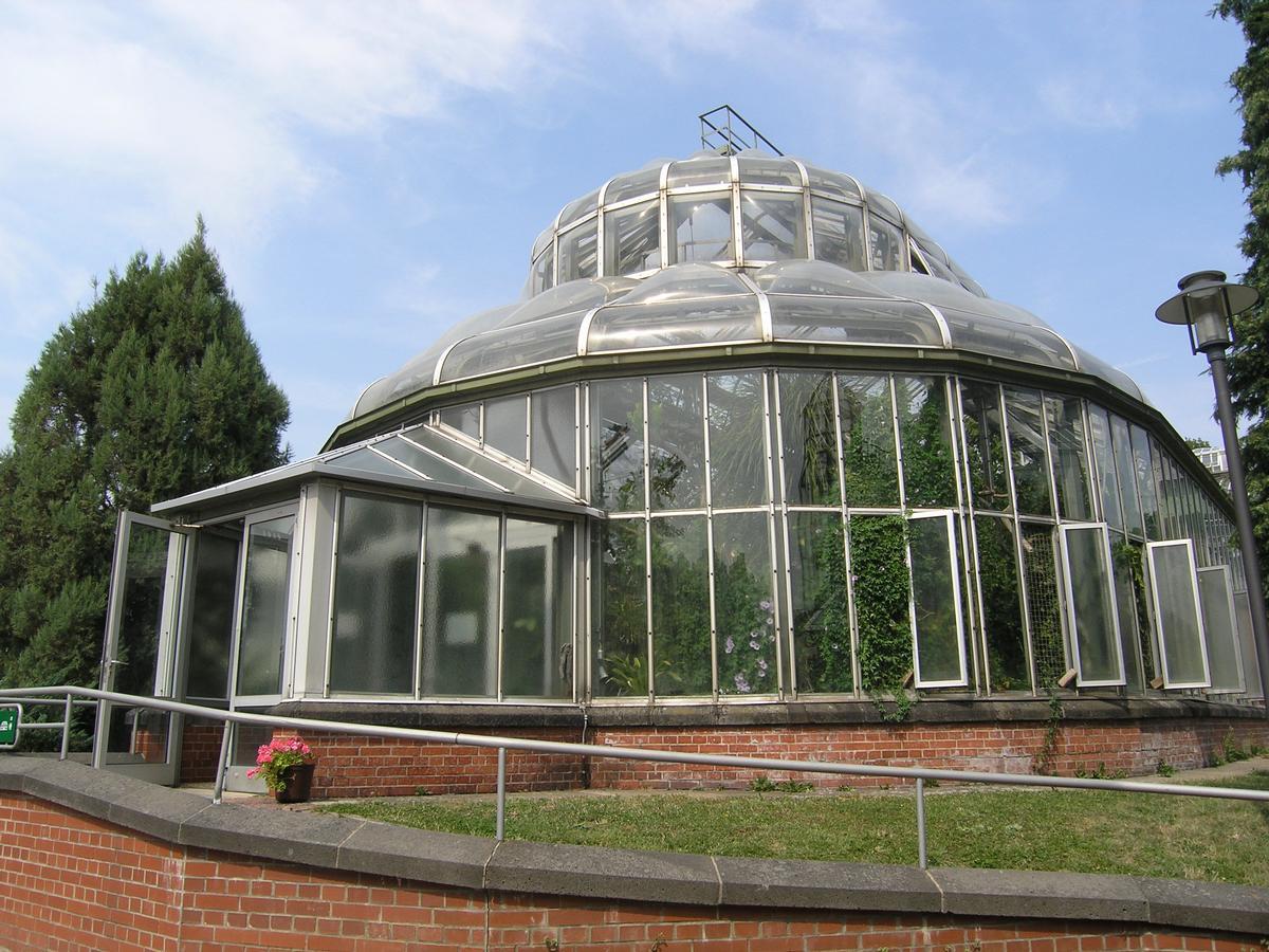 Gewächshaus (Haus E), Botanischer Garten, Berlin