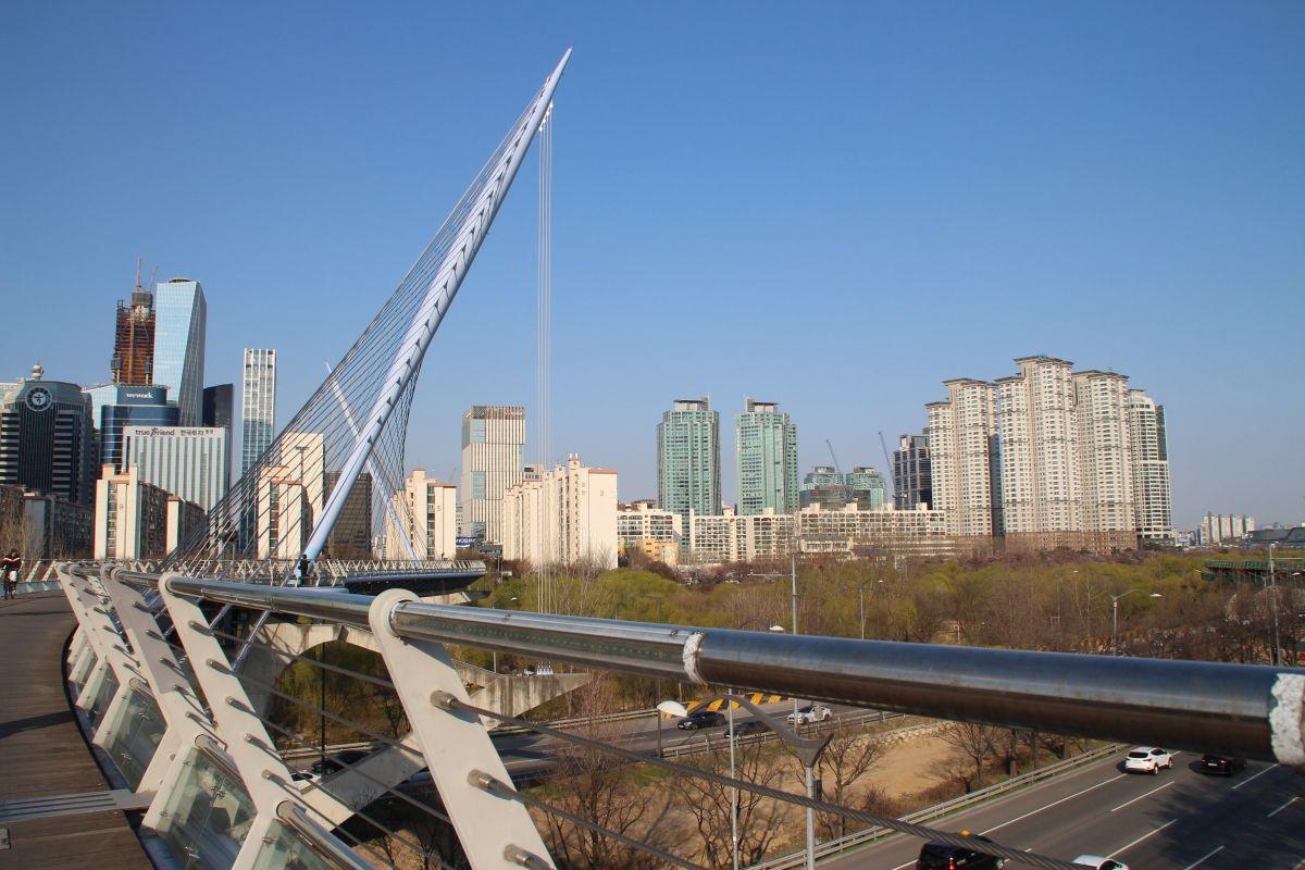 Yeouido-Saetgang-Brücke