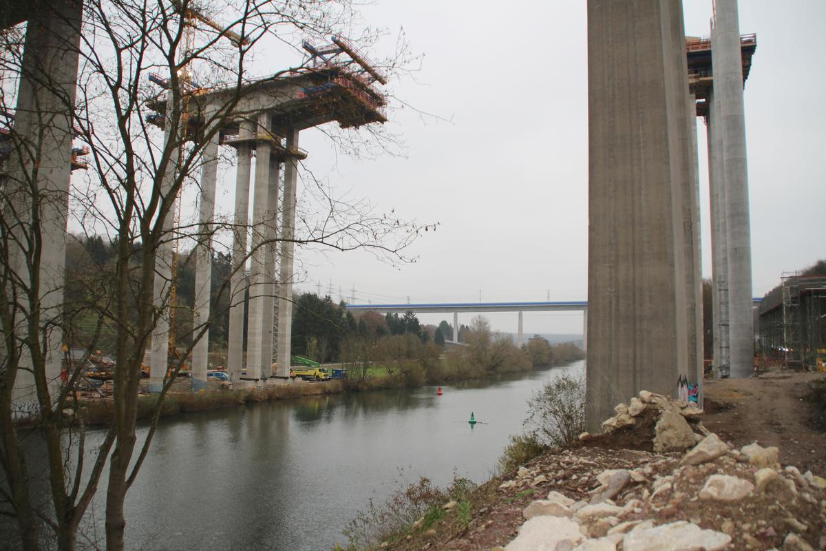 Lahntalbrücke Limburg