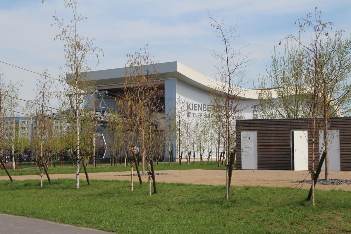 Talstation Kienbergpark