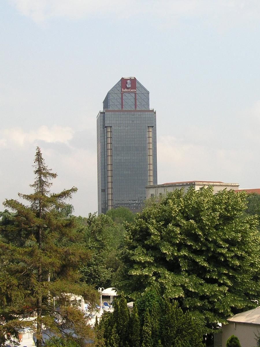 Ritz Carlton Hotel, Istanbul