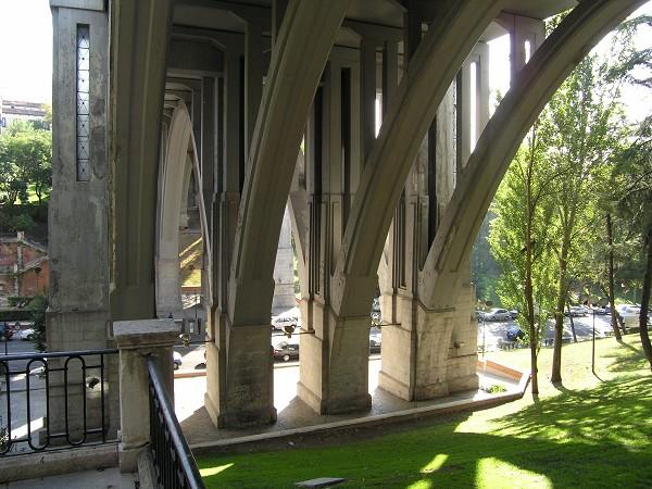 Viaducto de Segovia, Madrid