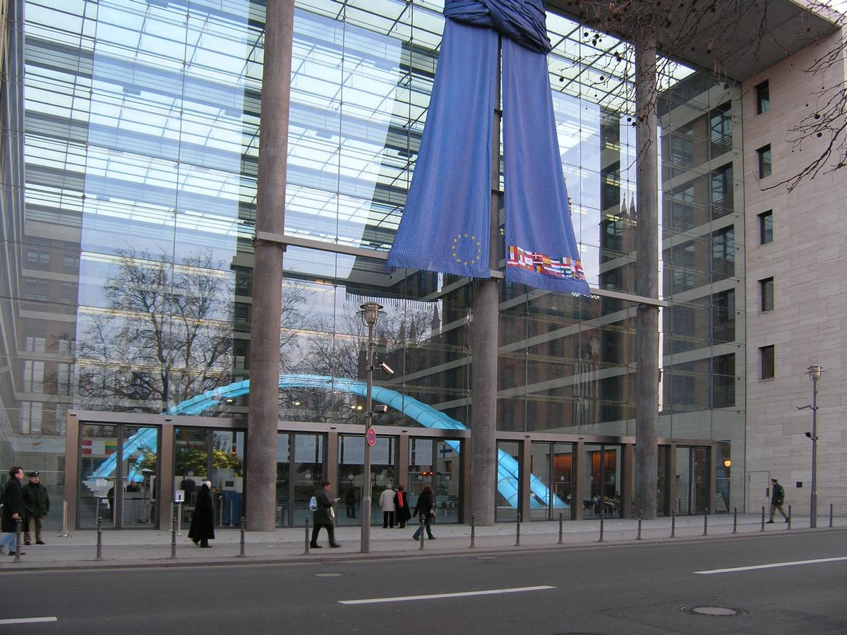 Foreign Ministry in Berlin