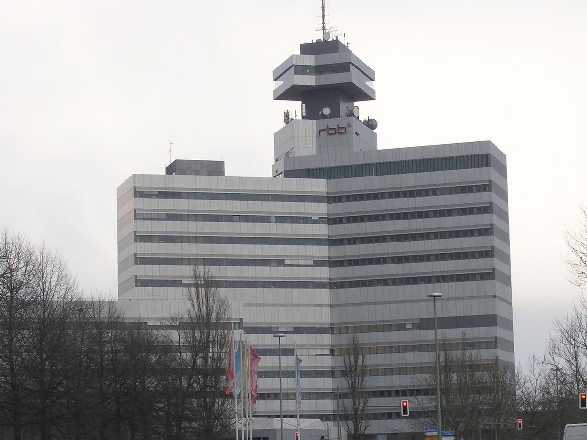 Rundfunk Berlin Brandenburg, Berlin-Charlottenburg