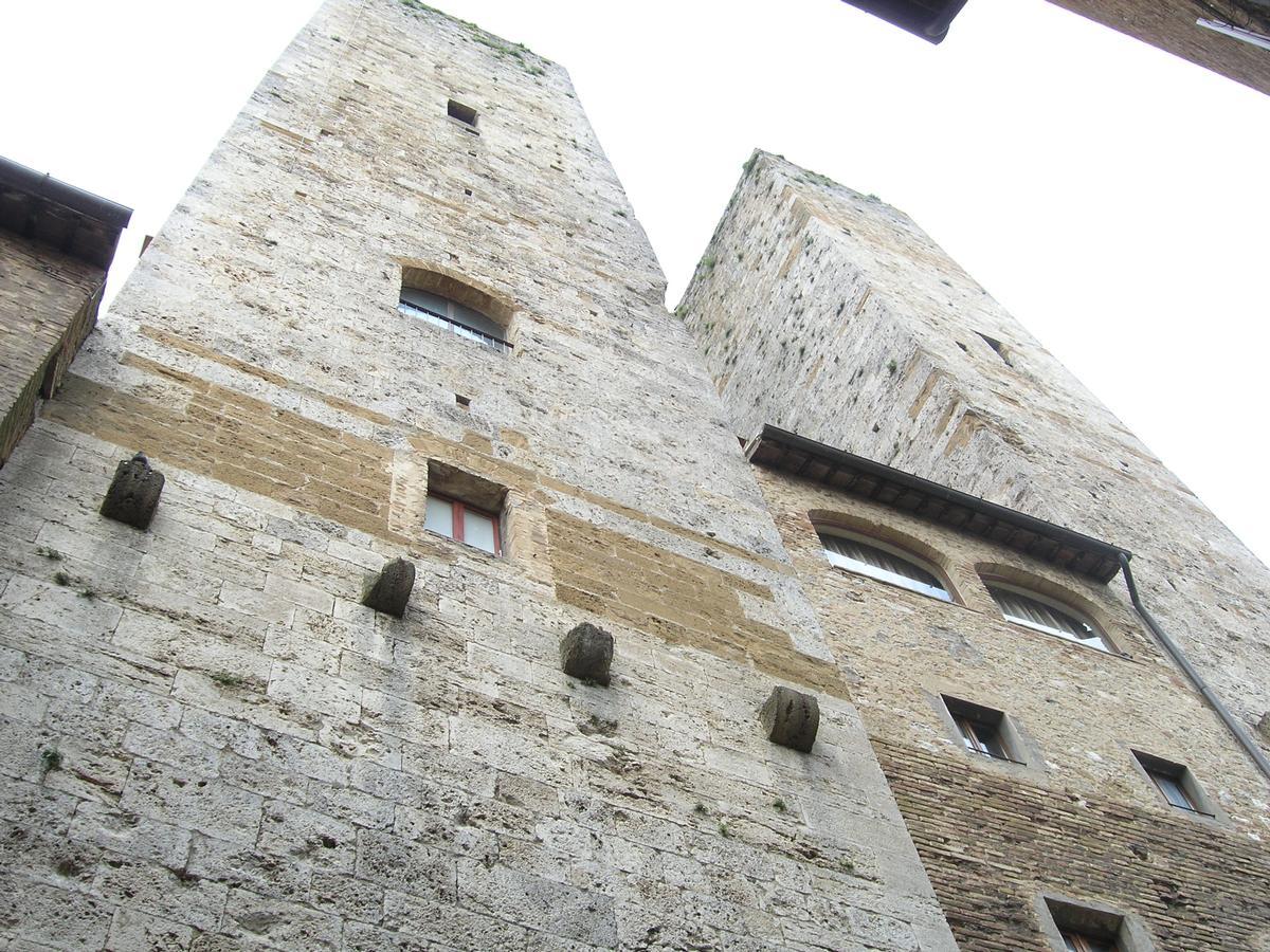 Torre Salvucci, San Gimignano