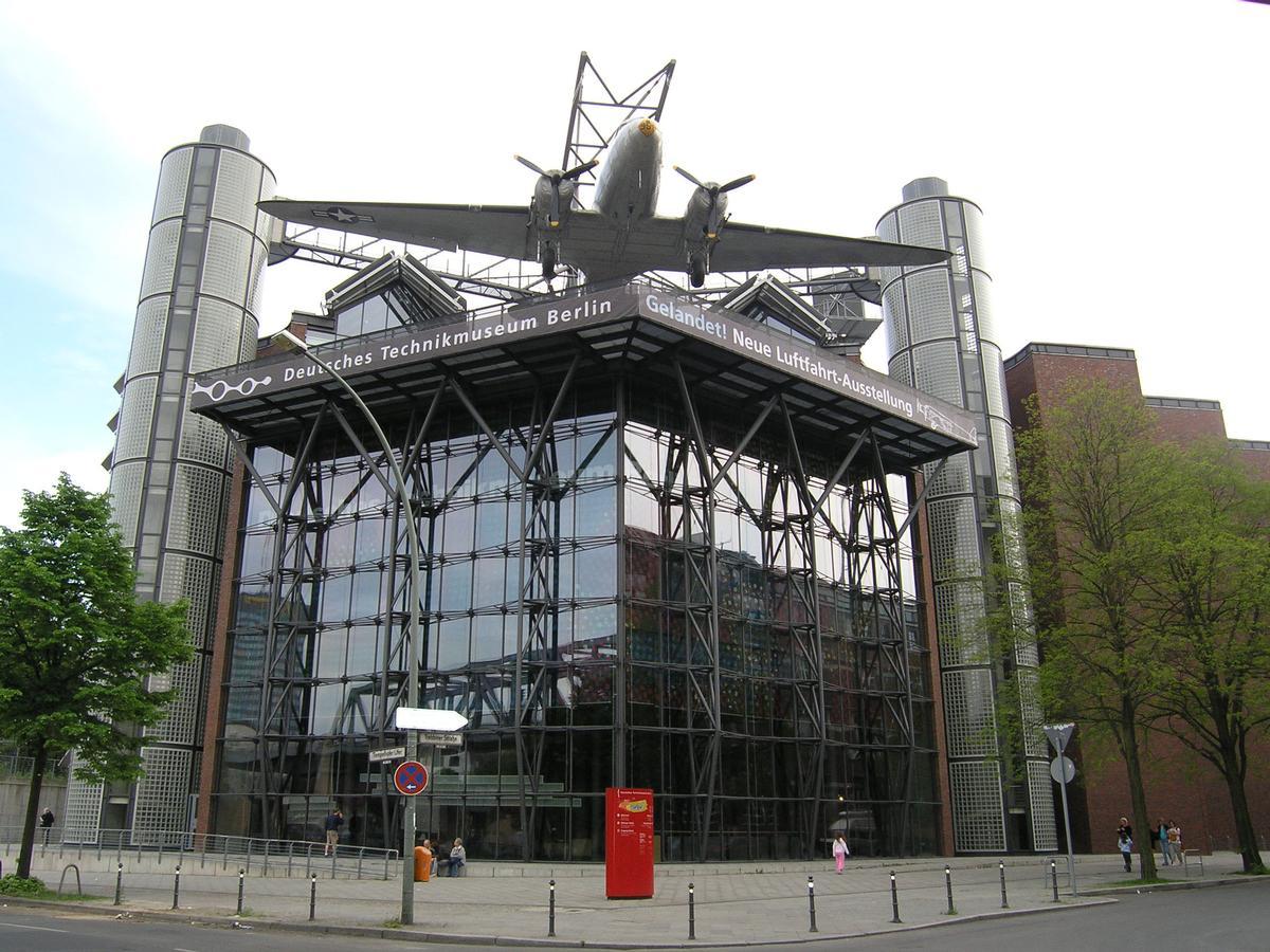 Museum für Verkehr und Technik, Berlin-Kreuzberg