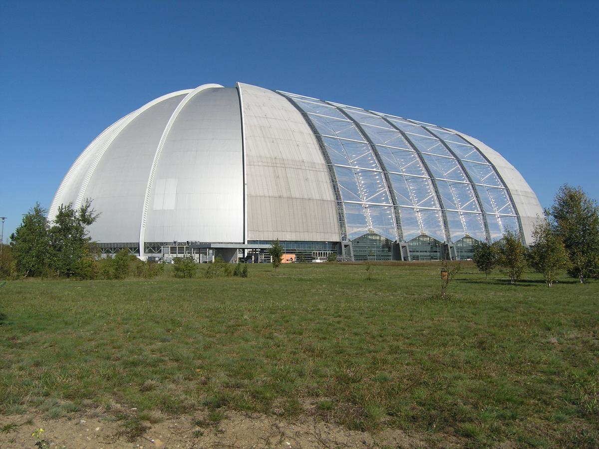Tropical Islands Dome