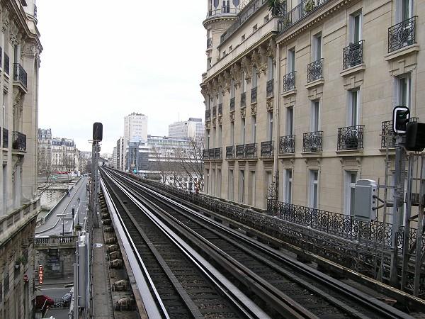 Bir-Hakeim Viaduct, Paris