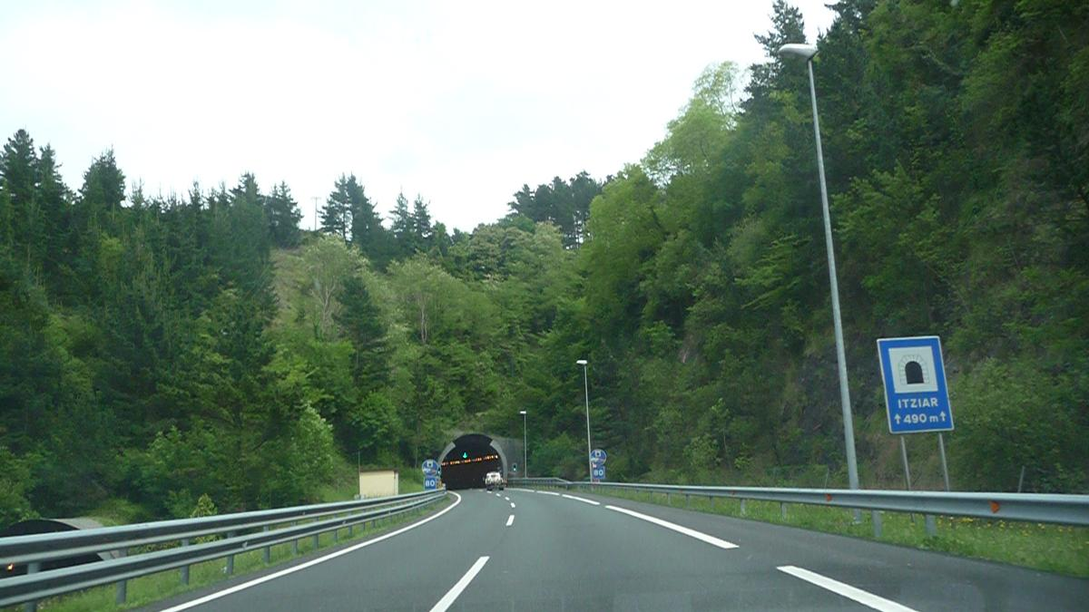 AP-8 Motorway (Spain) – Itziar Tunnel
