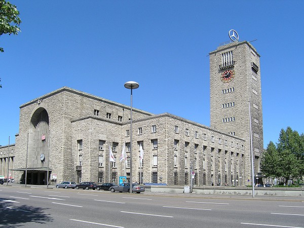 Stuttgart Central Station