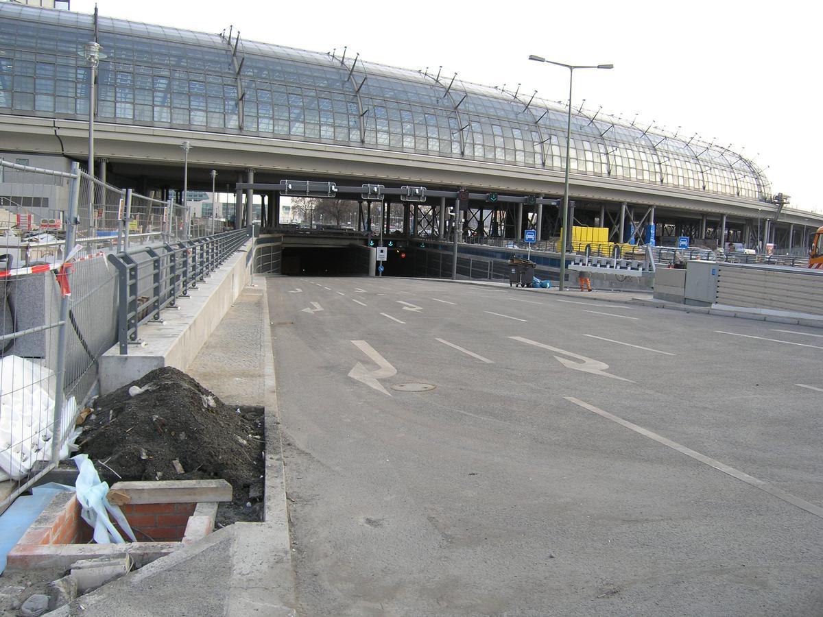 Tiergartentunnel, Berlin