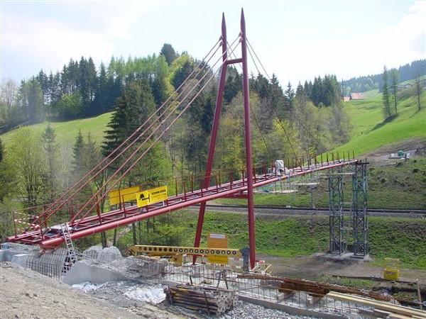 Bennauersteg, Suisse