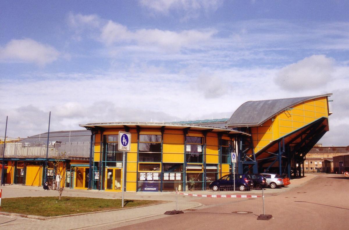 Dessau Anhalt Arena