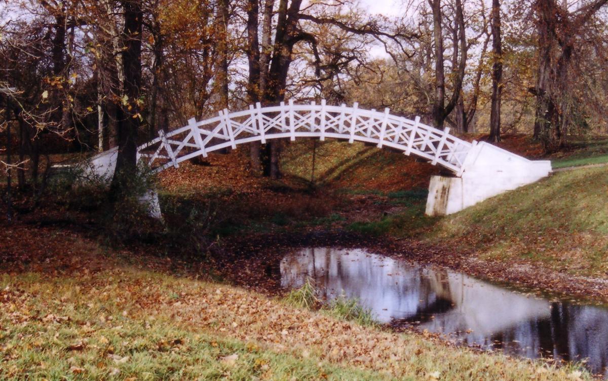 Pont d'après Palladio, Dessau, Saxe-Anhalt