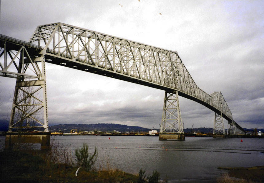 Longview-Ranier Bridge (Lewis & Clark Bridge)