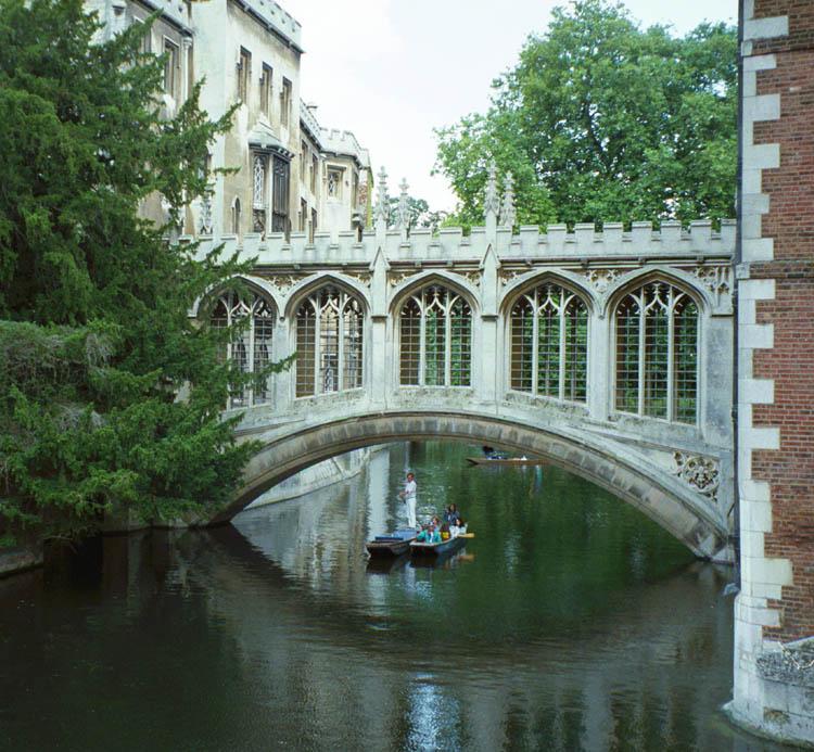 St Johns College-Bridge of Sighs
