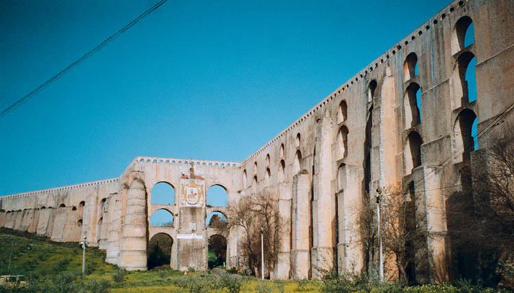 Almoreira-Aquädukt