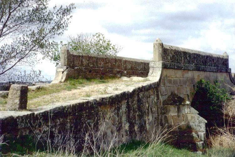Alcolea de Tajos Bridge