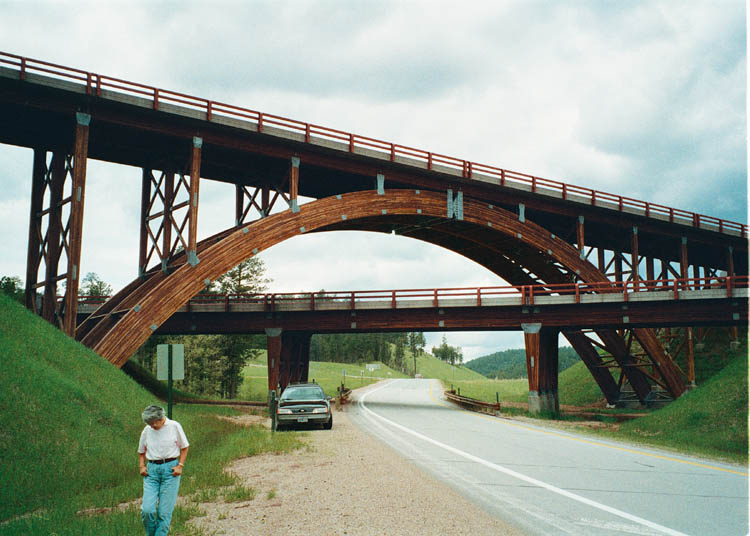 Keystone Wye Bridge
