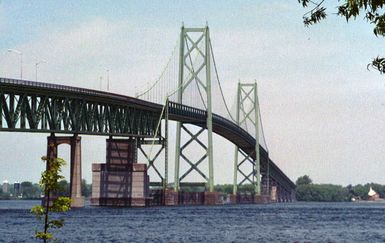 Ogdensburg Prescott International Bridge